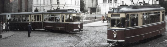 Історія реклами на транспорті