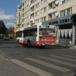 """Реклама на низькопідлогових автобусах для """"Леокераміки"""""""