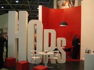 Виставкові і рекламні стенди з пінопласту